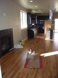 Staging a duplex - BEFORE